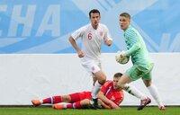 Russia U21 v England C 050612