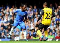 Chelsea v Blackburn 120512