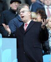 Man City v Man Utd  300412