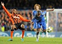 Chelsea v Shakhtar  071112