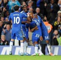 Chelsea v Man Utd  311012
