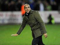 Swindon v Aston Villa  301012