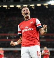 Arsenal v Coventry  260912