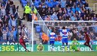 Reading v Newcastle United 290912