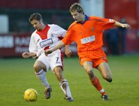 Exeter City v Macclesfield Town, Exeter, UK - 28 Dec 2002