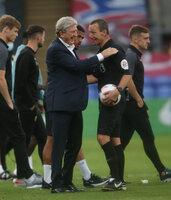 Crystal Palace v Oxford United, Croydon - 25 August 2020