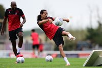 Exeter City Return to Training, Exeter, UK - 6 Aug 2020
