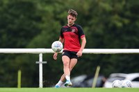 Exeter City Return to Training, Exeter, UK - 6 Aug 2020