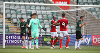 Plymouth Argyle v Middlesbrough, Plymouth, UK - 25 AUG 2020