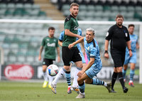 Plymouth Argyle v Forest Green, Plymouth, UK - 29 AUG 2020