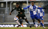 Bristol Rovers v Plymouth Argyle, Bristol, UK - 12 Dec 2020