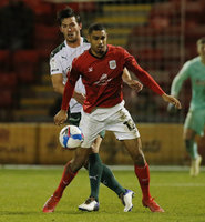 Crewe Alexandra v Plymouth Argyle, Crewe, UK - 15 Dec 2020