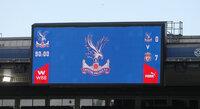 Crystal Palace v Liverpool, Croydon - 19 December 2020