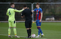 Crystal Palace U23 v Newcastle United U23, Beckenham - 21st December 2020