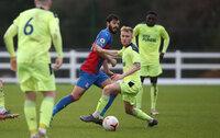 Crystal Palace U23 v Newcastle United U23, Beckenham - 21st December 2020