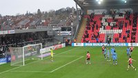 Exeter City v Forest Green Rovers, Exeter, UK - 26 Dec 2020