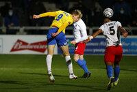 Torquay United v Dagenham & Redbridge, Torquay, UK - 15 Dec 2020