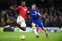Chelsea v Manchester United, London, UK - 17 Feb 2020.