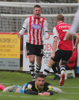 Exeter City v Crawley Town, Exeter, UK - 29 Feb 2020