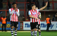 Exeter City v Stevenage, Exeter, UK - 8 Feb 2020