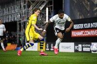 Fulham v Swansea City, London, UK - 26 Feb 2020.