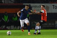 Luton Town v Brentford, Luton , UK - 25 Feb 2020