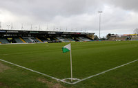 Yeovil Town v Chorley, Yeovil, UK - 1 Feb 2020