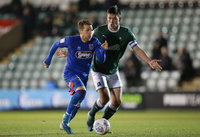 Plymouth Argyle v Grimsby Town, Plymouth, UK - 3 Mar 2020
