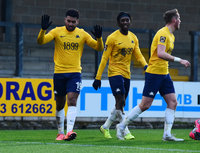Torquay United v Chorley, Torquay, UK - 29 Feb 2020