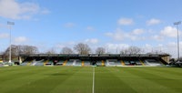Yeovil Town v Notts County, Yeovil, UK - 8 Feb 2020