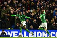Brighton & Hove Albion v Sheffield Wednesday, Brighton, UK - 04 Jan 2020