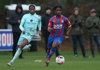 Crystal Palace U23s v Queens Park Rangers U23s, Beckenham - 06 January 2020