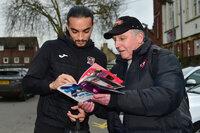 Exeter City v Cambridge United, Exeter, UK - 11 Jan 2019