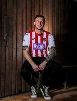 Exeter City Player Signing, Exeter, UK - 16 Jan 2020