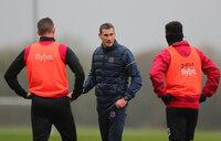 Exeter City Training, Exeter, UK - 16 Jan 2020