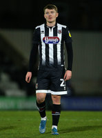 Grimsby Town v Exeter City, Grimsby, UK - 18 Jan 2020