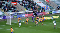 Plymouth Argyle v Mansfield Town, Plymouth, UK - 18 Jan 2020