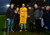 Torquay United v Ebbsfleet United, Torquay, UK - 25 Jan 2020