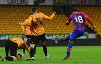 Wolves u18s v Crystal Palace u18s, Wolverhampton, UK - 16 Jan 2020
