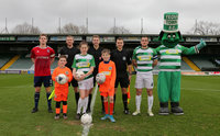 Yeovil Town v Hampton & Richmond Borough FC, Yeovil, UK - 11 Jan
