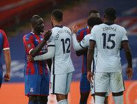 Crystal Palace v Chelsea, Croydon - 07 July 2020