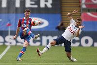 Crystal Palace v Tottenham Hotspur, Croydon - 26 July 2020