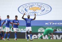 Leicester City v Crystal Palace, Leicester - 04 July 2020