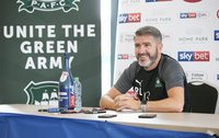 Plymouth Argyle promotion, Plymouth, UK - 1 July 2020