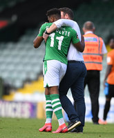 Yeovil Town V Barnet, Yeovil, UK - 18 Jul 2020