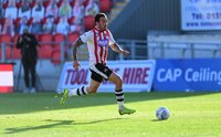 Exeter City v Colchester United, Exeter - 22 Jun 2020