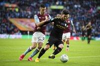 Aston Villa v Manchester City, London, UK - 1 Mar 2020.
