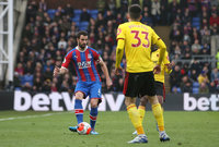 Crystal Palace v Watford, Croydon - 07 March 2020