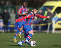 Crystal Palace U23s v Colchester United U23s, Beckenham - 2 March 2020