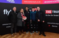 Exeter City v Crewe Alexandra, Exeter, UK - 3 Mar 2020